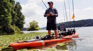 choosing your fishing kayak