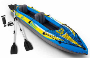 best kayak for fishing - Goplus Inflatable Kayak