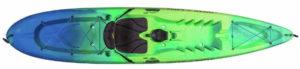 Ocean Kayak Malibu Recreational Kayak (10 to 11 feet to 4 to 5 inches)