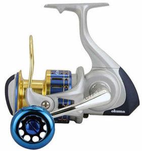 Okuma Cedros CJ-80S -best Saltwater Jigging Reel