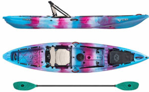 Vibe Yellowfin 120 Kayak