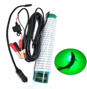 inexperienced Blob Outdoors 12V Fishing Lights Best Bright inexperienced light-emitting diode Underwater Fishing Lights