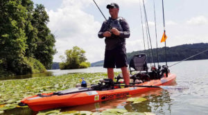 When choosing your fishing kayak? see our guide