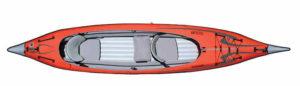 Advanced Elements Advanced Frame Convertible Inflatable Kayak