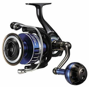 Daiwa Saltiga 6500H - High End Fishing Reel