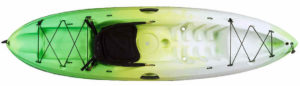Ocean Kayak Frenzy One Person Sit On Top Recreational Kayak