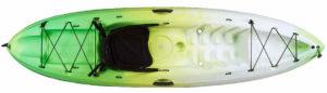 Ocean Kayak Frenzy One Person Sit On Top Recreational Kayak