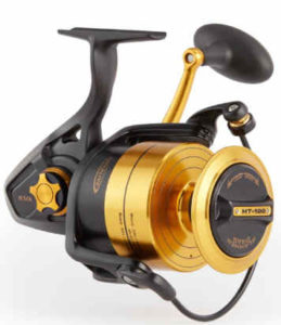 Penn Spinfisher V 9500 - A Saltwater Reel