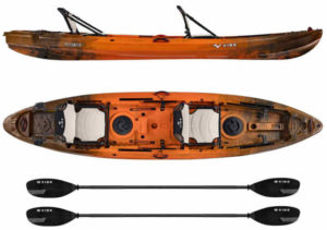 Vibe Kayaks Yellowfin 130T