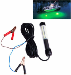 Lightingsky 1080 lumens light-emitting diode Submersible Fishing Lights Best low cost Underwater Fishing light-emitting diode Lights for Boat