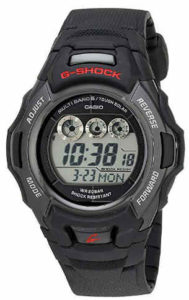 G-Shock powerful Men's Black Sport Watch - our favorite