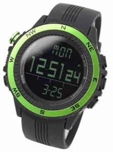 LAD WEATHER German detector measuring device measuring system Digital Compass field sport Watch