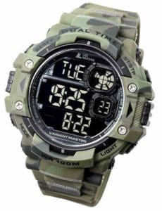 LAD Weather Powerful Military Watch