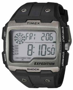 Timex Expedition Shock Grid Watch