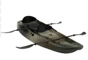 Lifetime Sport Tandem Kayak review