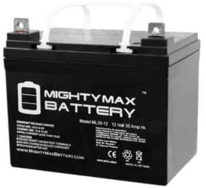Light Trolling Motor Battery Sevylor Minn Kota