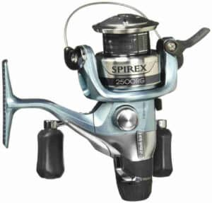 shimano spirex rg review