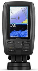 Garmin Echomap Chirp 43cv- best gps fish finder under 300