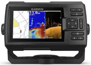 Garmin Striker Plus 5cv - best fish finder for the money