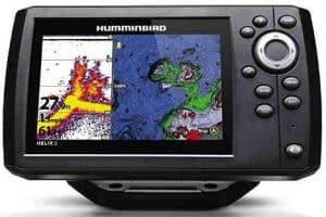 Humminbird 5 DI GPS G2 – Best modest Down Imaging fish finderfor kayak