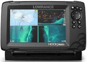 Lowrance Hook2 7 TripleShot
