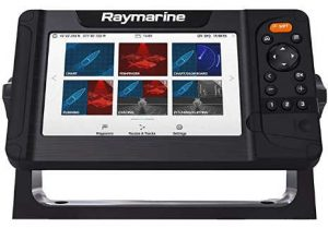 Raymarine E70294-US Dragonfly-4 Pro Sonar, GPS with US C-Map best fish finder for kayak