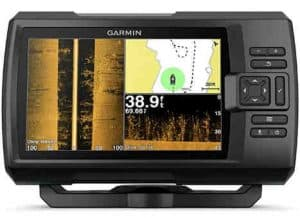 garmin striker plus 7sv review - best fish finder for kayak
