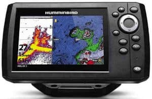 helix 5 chirp si gps g2 review - best fish finder