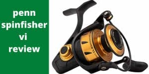 penn spinfisher vi review