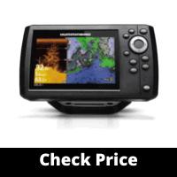 Humminbird Helix 5 GPS CHIRP DI GPS G2 NAV